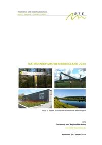 Naturparkplan Titel